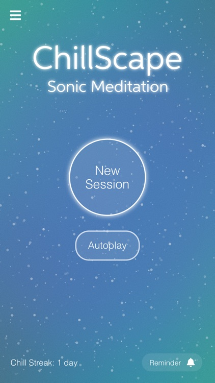 ChillScape - Sonic Meditation screenshot-0