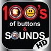 Toneaphone, LLC - 100ボタンの数百人と音着メロ究極のHD アートワーク