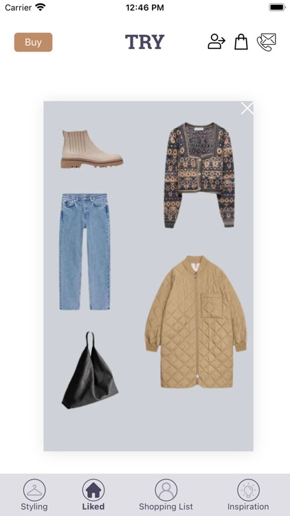 TRY Personal Shopper
