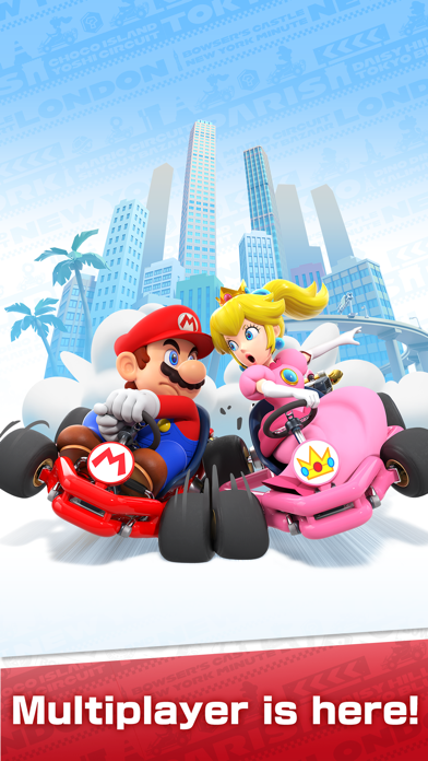 Mario Kart Tour app image