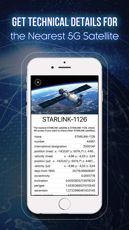 Starlink Satellite AR Tracker screenshot-6