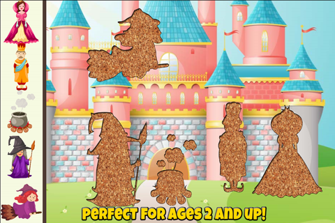 Fairytale Puzzles For Kids - náhled