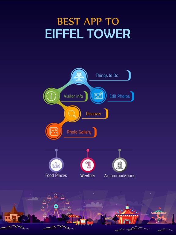 Screenshot #2 for Best App to Eiffel Tower
