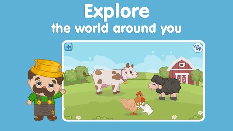 Bimi Boo Kids Learning Academy screenshot-7