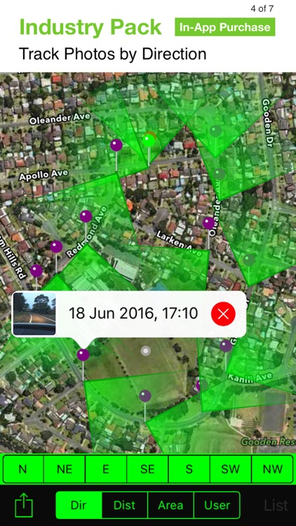 Solocator - GPS Field Camera screenshot-6