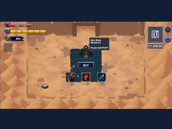 イノセントウォリアーズ:ローグライクアクション RPGのおすすめ画像3