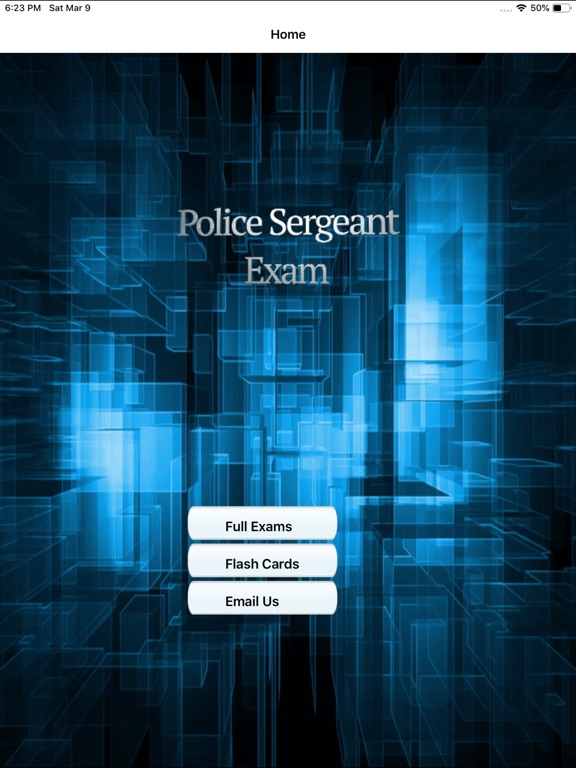 Police Sergeant Exam Prep screenshot 10