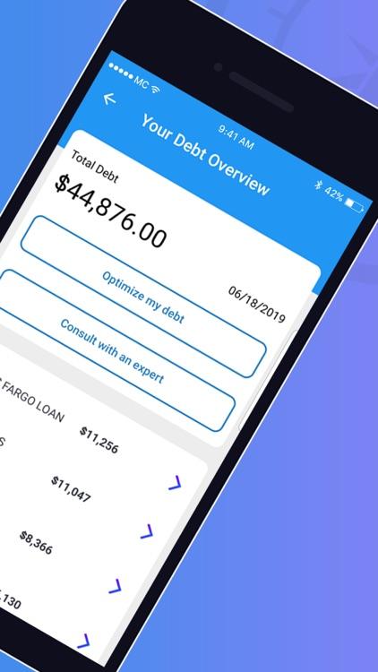 Student Loans Money Compass screenshot-4