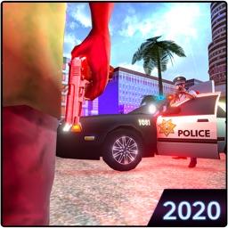 NY Police Cop : Gang War Chase