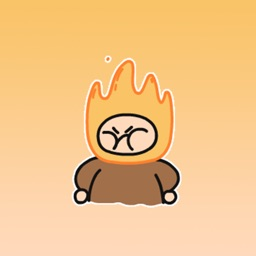 FatBoy - iMessage chat sticker