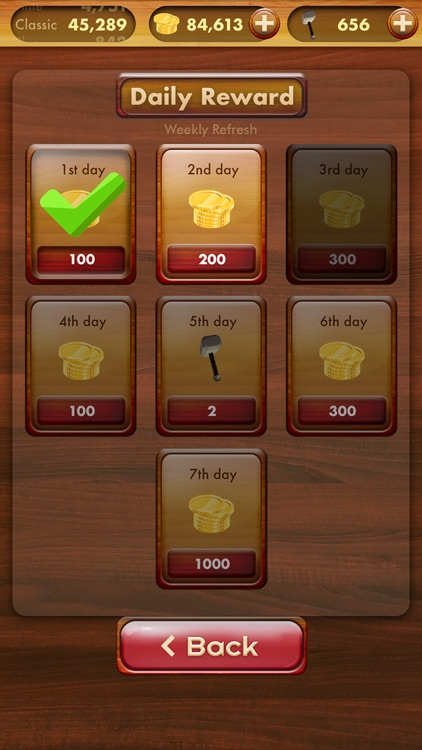Wooden Block Puzzle Extreme screenshot-3