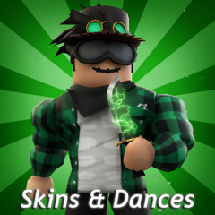Skins & Dances for Roblox
