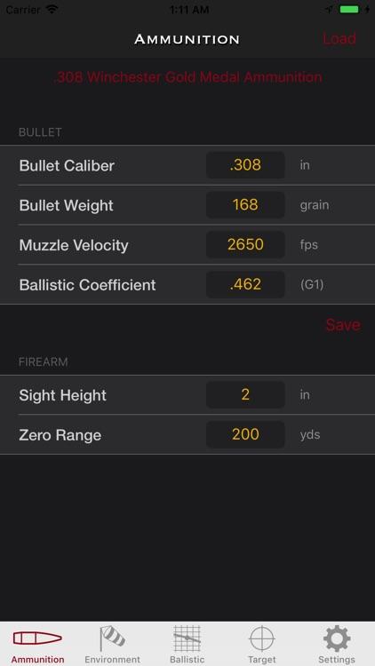 SBC - Ballistic Calculator app screenshot-4