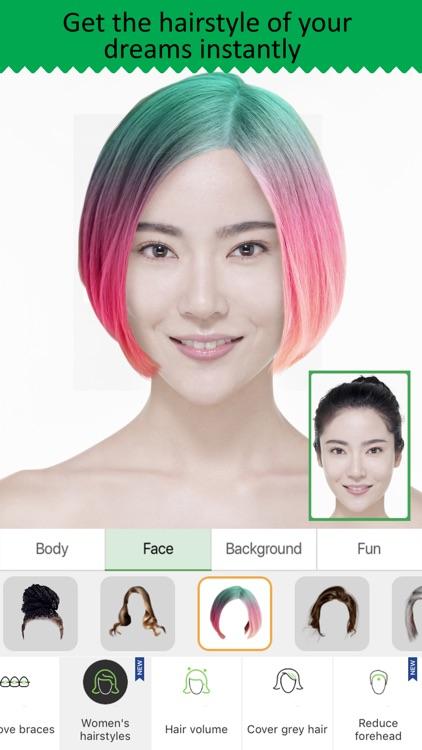 Retouch Me: Body & Face Editor screenshot-5