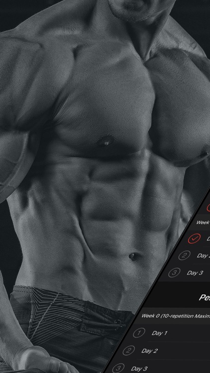 SMART.IRON Gym Workout Planner