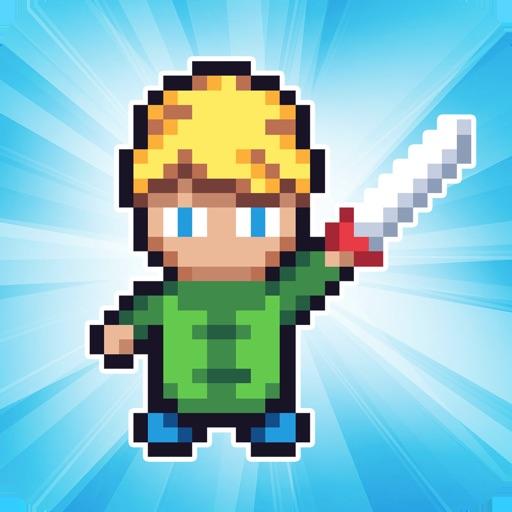 Pixel Legends: Retro Survival