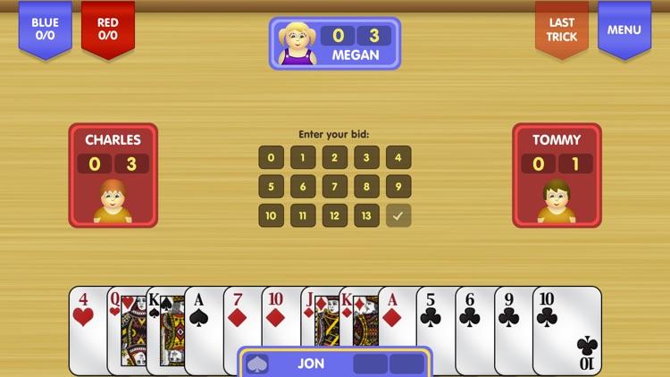 Spades ∙ screenshot-5