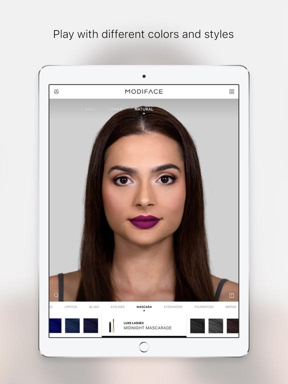 MakeUp screenshot