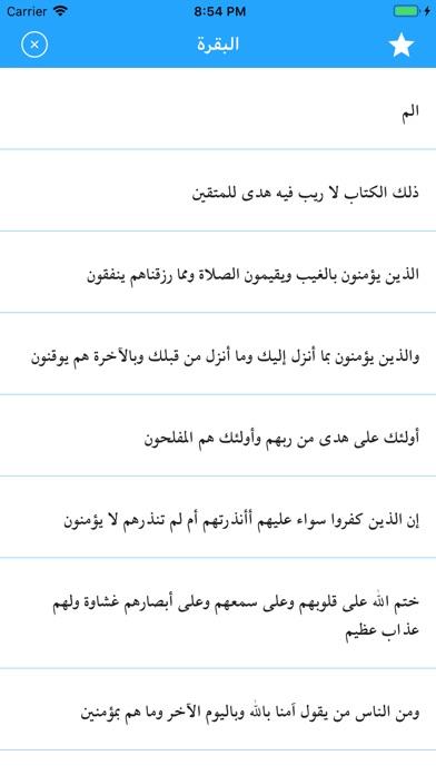 تفسير القرآن الكريم بدون نت screenshot 3