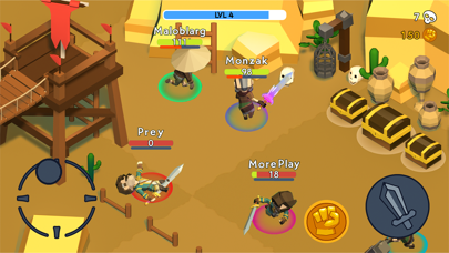 HeadHunters io: Battle Royale screenshot 3