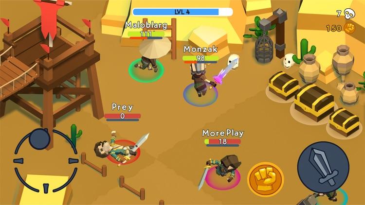 HeadHunters io: Battle Royale