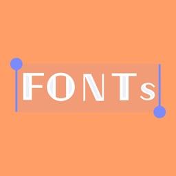 Fonts-Fonts & Emoji Keyboard