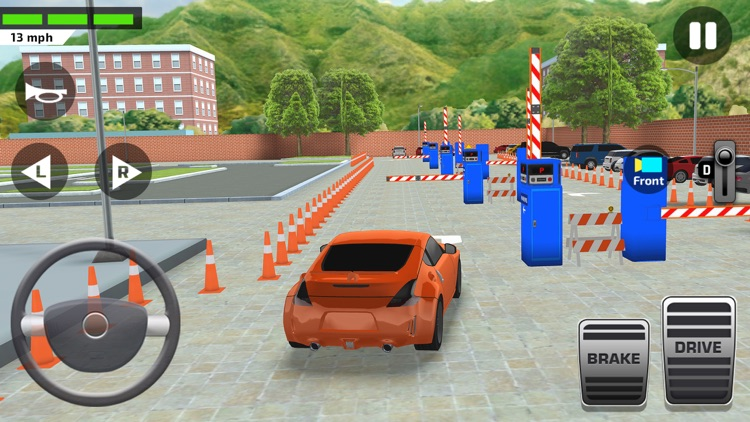 Driving Test Simulator Game screenshot-2