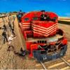 US Army Shooting Train Zombie