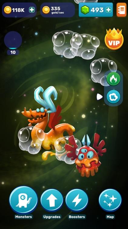 Monsters Evolution screenshot-6