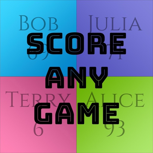 Score Any Game