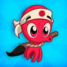 Ícone do app Aprenda japonês com jogos