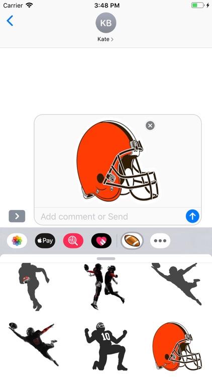 Football - Stickers Pack screenshot-5