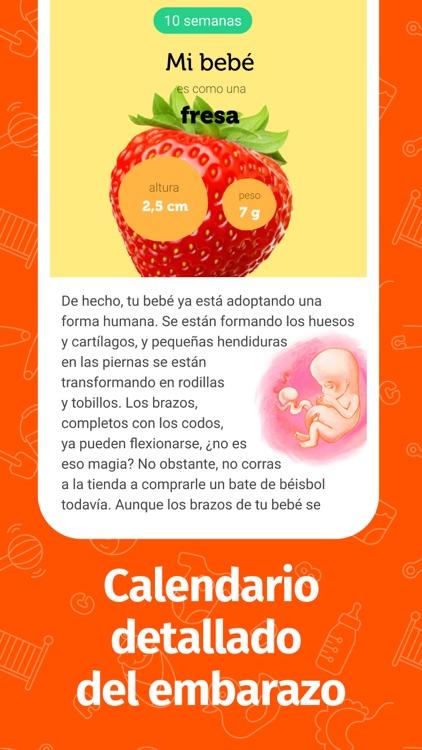 Mom.life — embarazo y bebé app