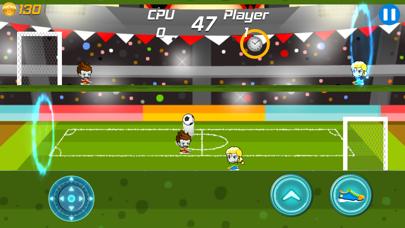 One Foot Soccer screenshot two