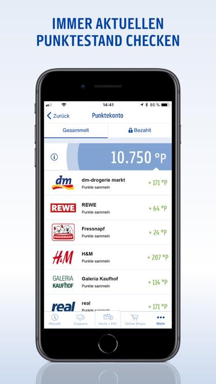 PAYBACK - Karte, Coupons, Geld screenshot-4