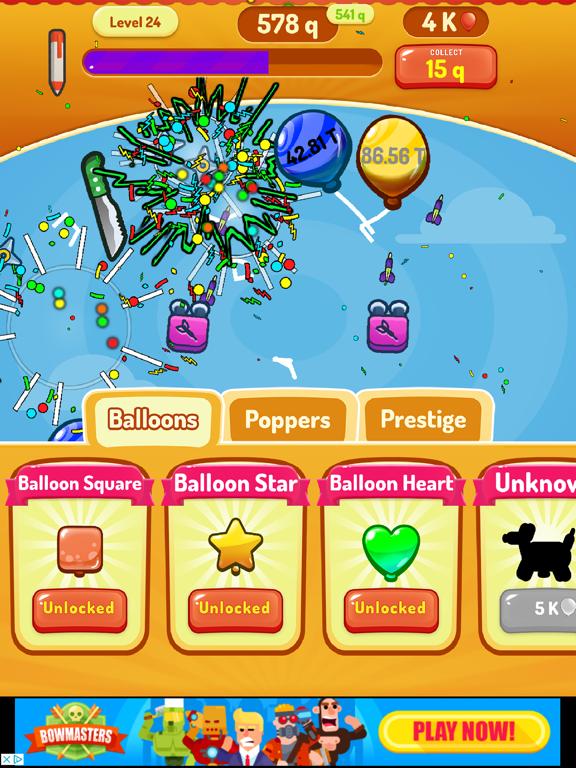 Idle Balloons screenshot 9