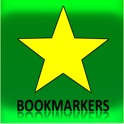 Bookmarkers icon