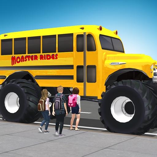 High School Bus Simulator - 3D