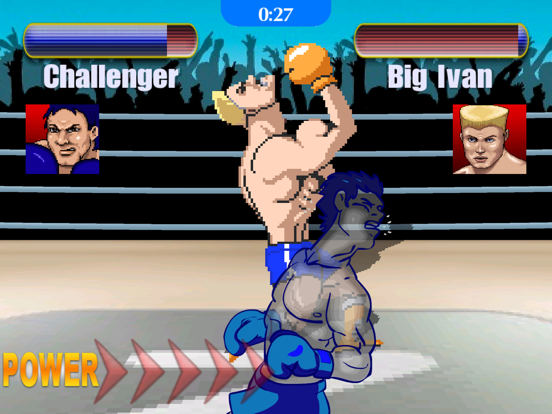 Pocket Boxing screenshot 9