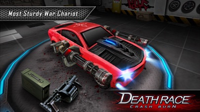 Death Race:Crash Burnのおすすめ画像4