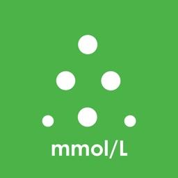 Dexcom Follow mmol/L DXCM1