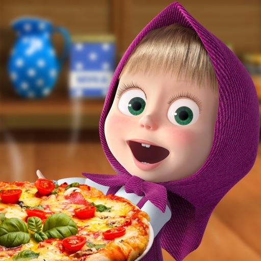 Masha and the Bear Pizzeria!