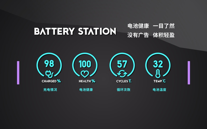 battery station for Mac