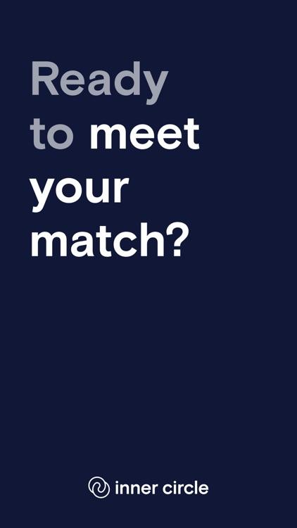 Inner Circle – Dating App screenshot-0