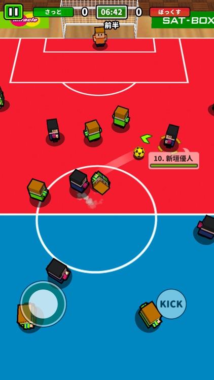 机でサッカー screenshot-7