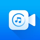 Add Music to Video + icon