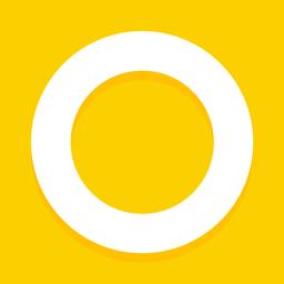Ícone do app Over - crie sua imagem & story
