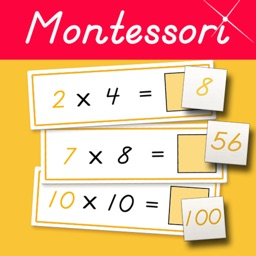 Multiplication Tables - Math