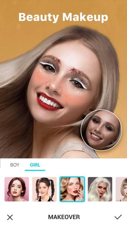 Face X Play - Fancy Selfie