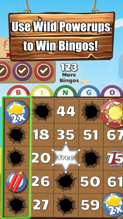 Bingo Showdown – Wild West screenshot-3